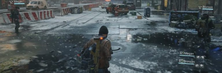 The Division walks players through the Dark Zone in a new video