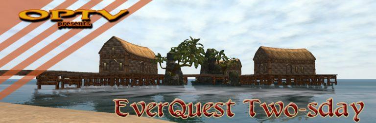 The Stream Team: EverQuest II's Rum Cellar housing tour