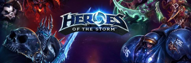 Win a Heroes of the Storm tee from J!NX and Massively OP [Winners selected!]