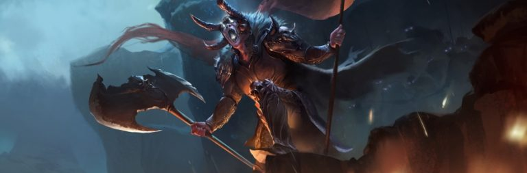 HEX prepares for July's Armies of Myth card set