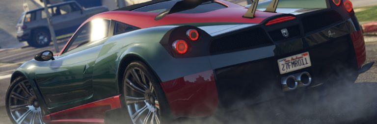 GTA Online's Ill-Gotten Gains, Part 1 debuts next week