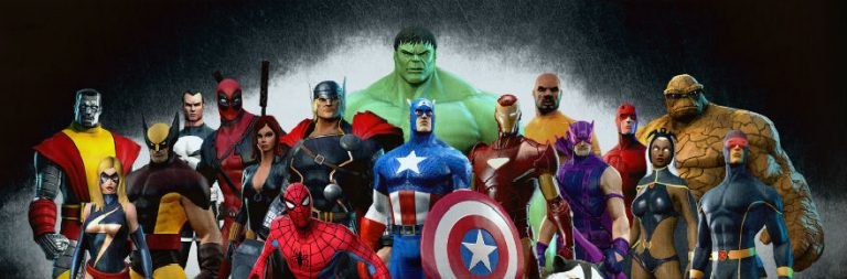 Marvel Heroes launches the Danger Room feature