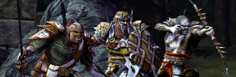 Check out Lord of the Rings Online's new PvP map