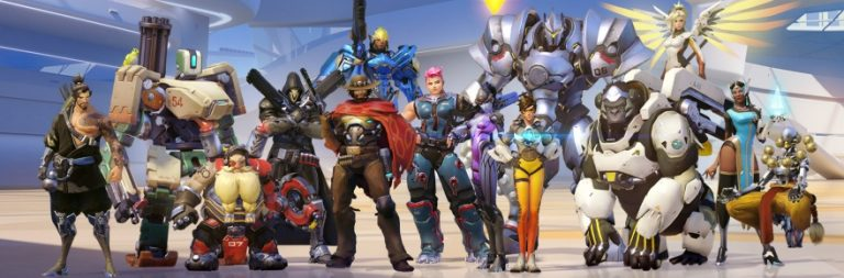 See a pair of high-octane Overwatch matches