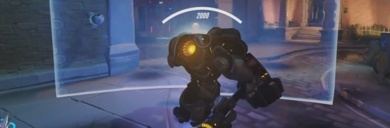 Someone is already level 100 in Overwatch