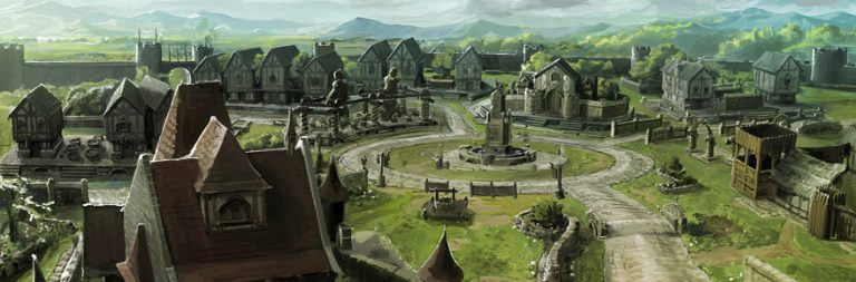 Pathfinder Online is still alive, and the devs are embracing the cloud