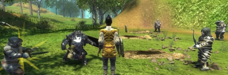 Pathfinder Online promises free trial, open enrollment, and a marketing push
