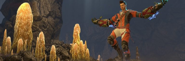 Skyforge will finalize open beta after this week's test