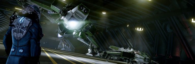 Star Citizen is handing backers the keys to all of its spaceships next week