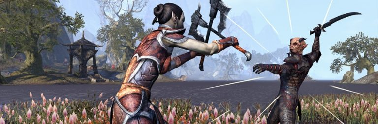 PSA: The Elder Scrolls Online is half-price on Steam until June 5th