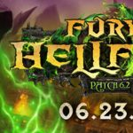 World of Warcraft: Fury of Hellfire is now live