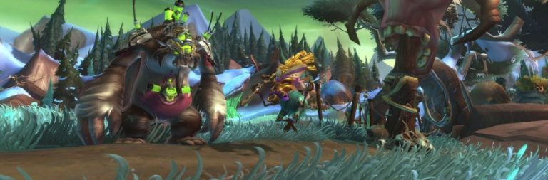 WildStar is in the Humble E3 Bundle… for non-players