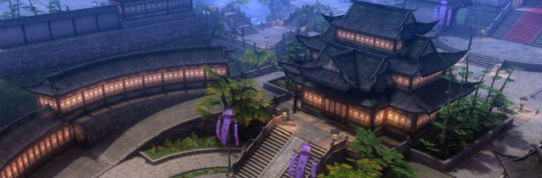 Age of Wushu Dynasty is coming to mobile