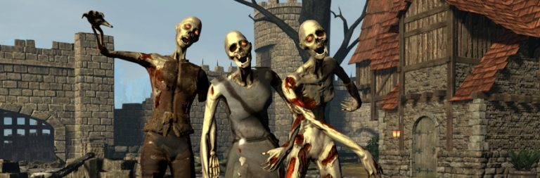 Shroud of the Avatar's zombies are infectious fun