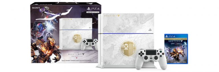 Destiny's Taken King PS4 bundle to release in September