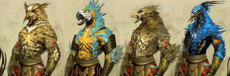 The Daily Grind: What race do you wish Guild Wars 2 would add?