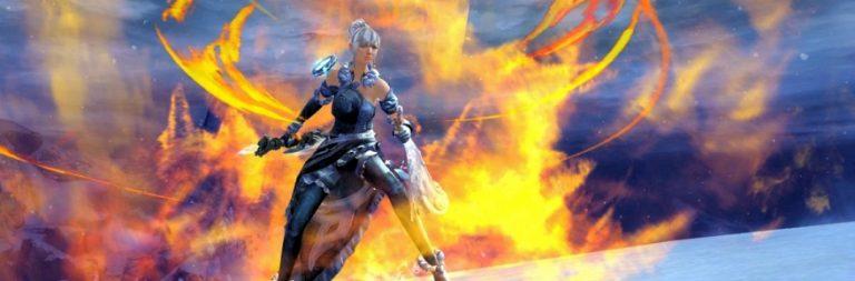 Guild Wars 2 confirms the Elementalist's Tempest elite spec