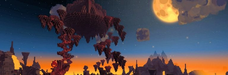 Trion's voxelbox Trove celebrates formal launch today