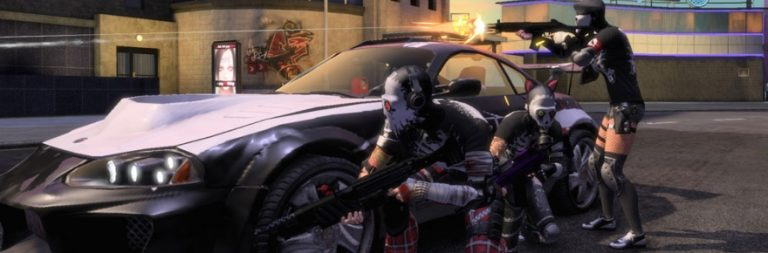 APB: Reloaded producer communicates about communication