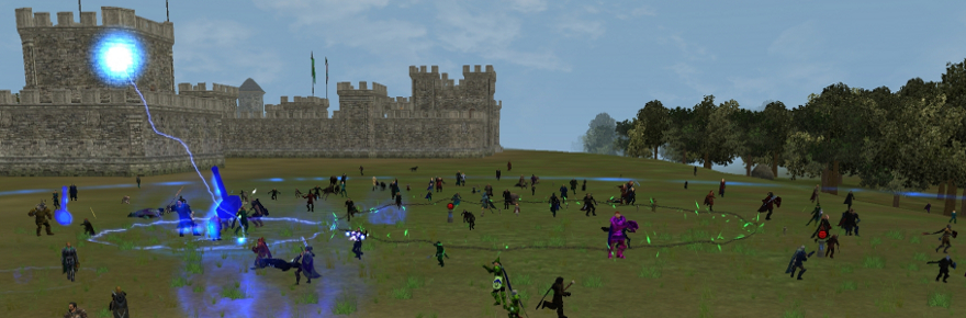 Dark Age of Camelot 2001 Dark Age of Camelot Got a New