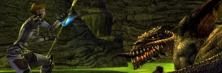 Dungeons and Dragons Online adds angelic quests and brand-new raid