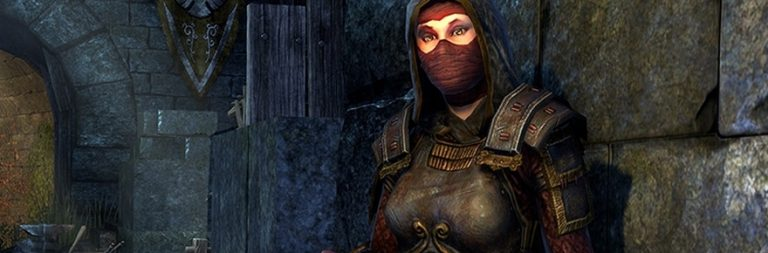The Elder Scrolls Online introduces players to the Drake of Blades