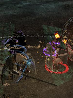 gw2, frac combat