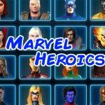 Marvel Heroics: Help! What hero should I play?