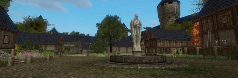 Ambitious Project Gorgon is back on Kickstarter