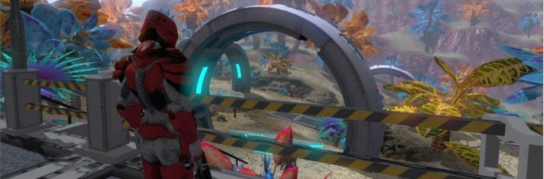 The Repopulation's newest patch adds tutorials and mentors