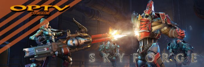 The Stream Team: Win Skyforge collector's packs during our launch
