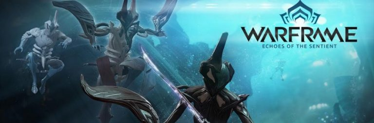Win a Warframe Echoes of the Sentient promo key from Massively OP (All gone now!)