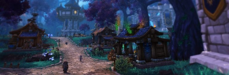 World of Warcraft asks why you use the Black Market Auction House