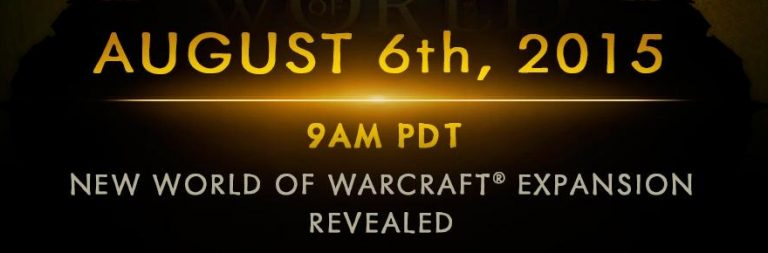 World of Warcraft to reveal newest expansion next week