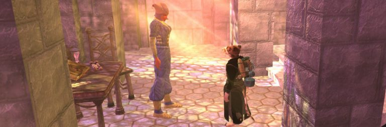 EverQuest II's prison server is a 'one-way trip for an entire account forever'
