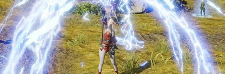 Bless Unleashed unveils a trailer for the Mage class