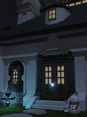 Guild Chat, guild house
