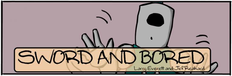 Sword and Bored: Offline activities