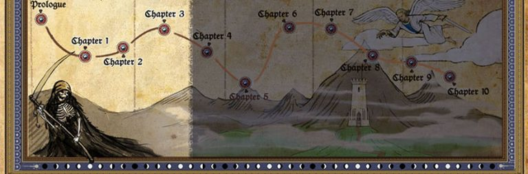 Dark Age of Camelot's Otherworlds Chapter 3 is now available
