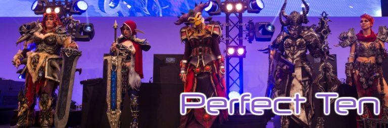 Perfect Ten: Amazing MMO cosplay