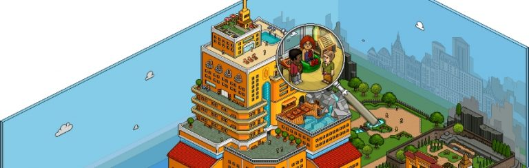 Habbo's release on Unity draws player ire for feature implementation, prompting a response from the devs