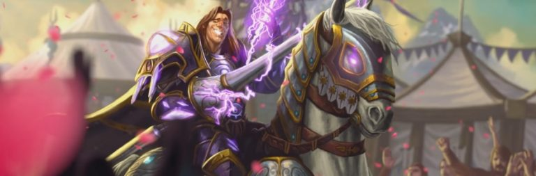 Hearthstone gives a helping hand to arena mode