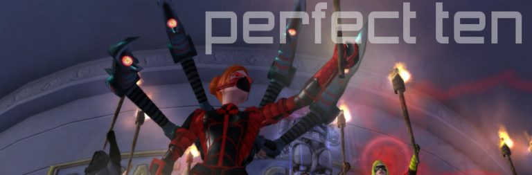 Perfect Ten: MMOs that let you feel superheroic