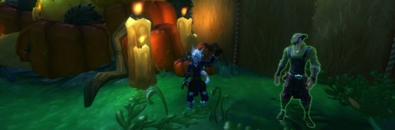 WildStar previews its Halloween event, Shade's Eve