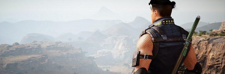 Black Desert's Ninja gets a new trailer