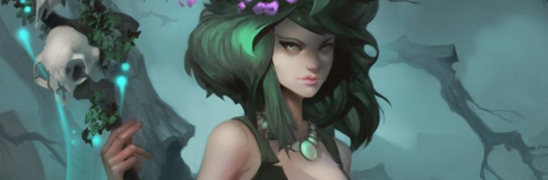 Crowfall shows off the sound design for the Druid