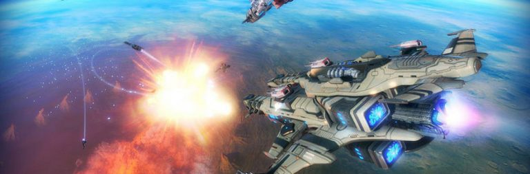 Here's what's in Star Conflict's 1.2 Dogs of War patch