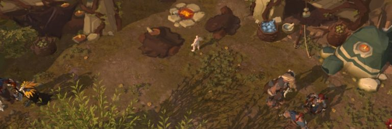 Albion Online previews a learning point rework