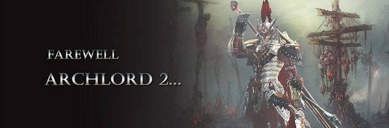 Archlord 2 to sunset on November 24