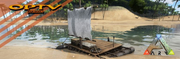 The Stream Team: ARK has rafts!